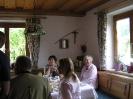 Family, Gäste und Freunde